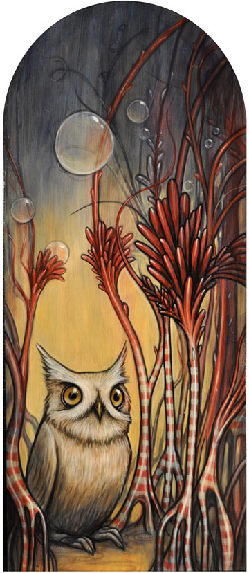Kelly Vivanco - Owlet