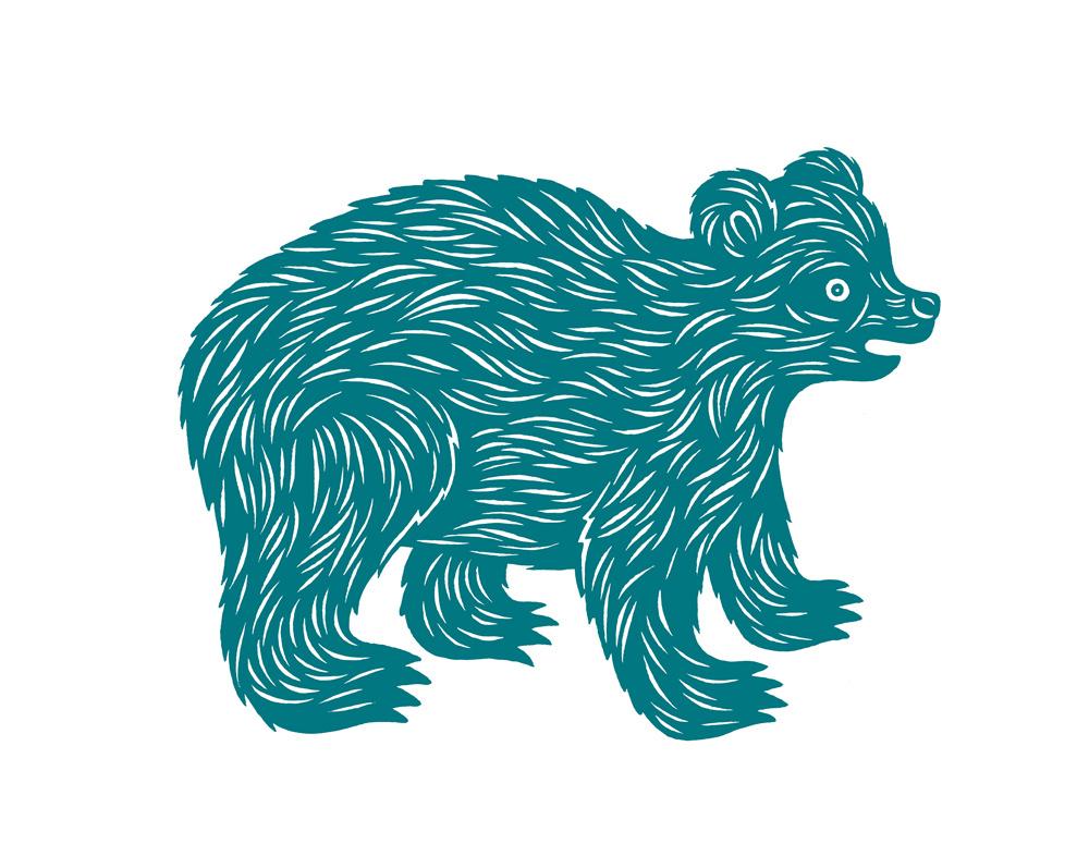 Dave Carney - Curious Bear