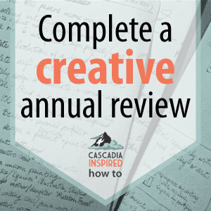 How to complete a Creative Annual Review