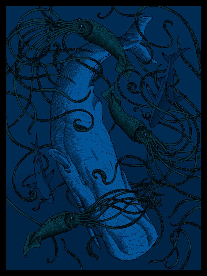 white whale - dan mccarthy