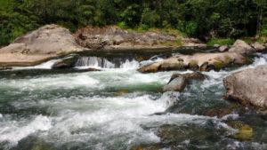 Kanaskat-Palmer State Park waterfall